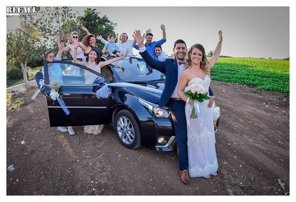 חתונה בשרון
