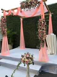 חופה יפה לאירוע חתונה בנתניה